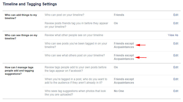 timeline_and tagging_settings