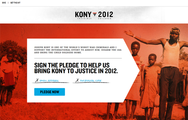 KONY 2012 – Invisible Children Awareness Campaign – Read this ...
