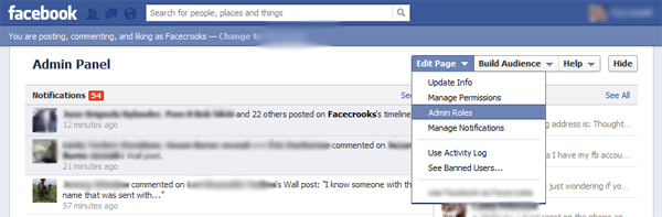 How to Set Admin Roles for your Facebook Page & Why You Should