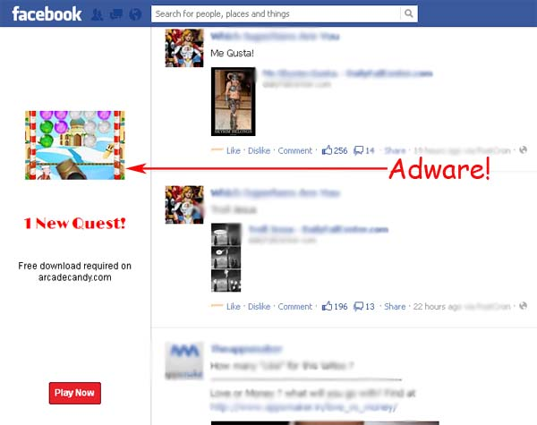 Enable Dislike Button - Facebook Scam