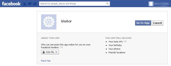 Facebook Profile Viewer – Facebook Scam