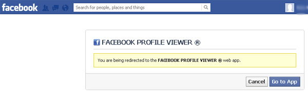 how to see your profile viewers in facebook