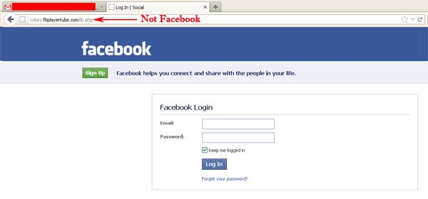 Beware of Socially Engineered Phishing Attacks on Facebook