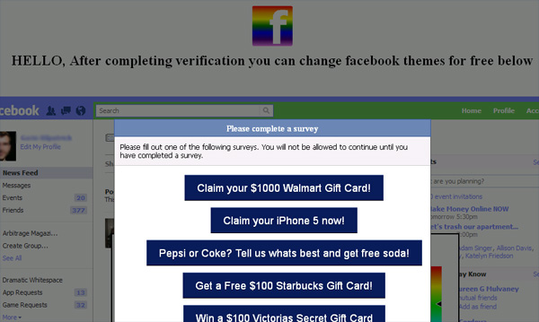 You can now change your facebook color to 8 different colors using color changer v1.3 here - Facebook Scam