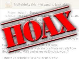 'Windows Live Update' Virus Warning is a Facebook Hoax