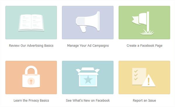 Facebook Revamps Help Center