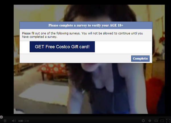 OMG Watch the suicide of this girl before cam - Facebook Scam