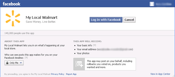 Facebook and Walmart Invite you to get a $1000 Gift Card this Christmas - Facebook Scam
