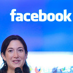 Mark Zuckerberg's Sister Not Happy that a Private Photo Goes Public