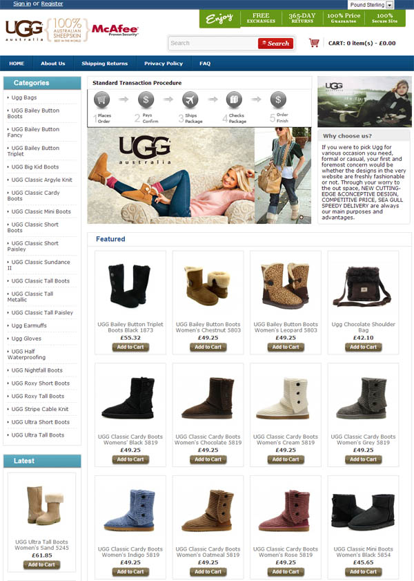 ugg outlet stores usa