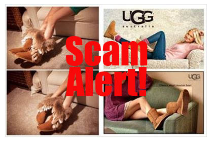 Beware of Bogus UGG Outlet Store Scams on Facebook