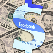 Facebook and U.S. Dollar
