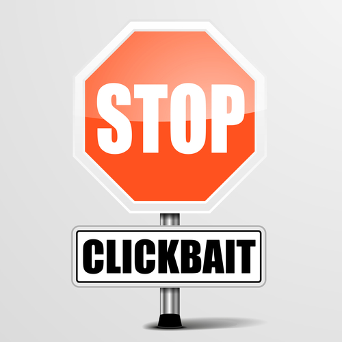 Facebook Strikes Back Against Clickbait Once Again