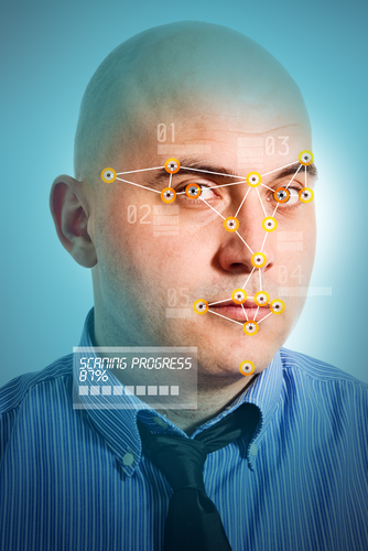 "Facebook Rolls Out Weird Facial Recognition ""Announcement"""