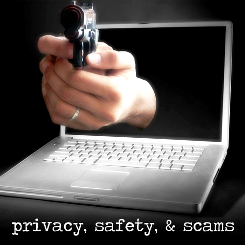Privacy-Safety-Scams-A