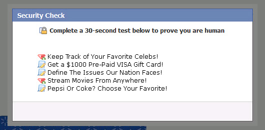Get a Free $1,000 Walmart Gift Card! - Facebook Scam |