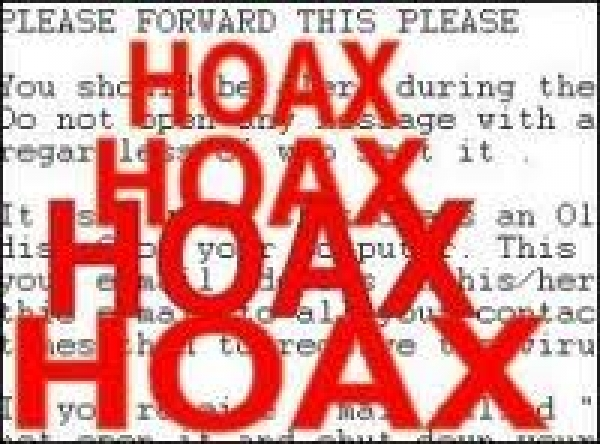 [Viral Hoax] ATTENTION FRIENDS! HACKERS ARE DOING DAMAGE AGAIN ON FACEBOOK!