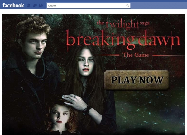 [SCAM ALERT] Breaking Dawn Photos – Play Breaking Dawn the game here ->
