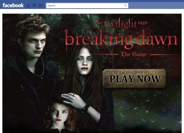 [SCAM ALERT] Breaking Dawn Photos - Play Breaking Dawn the game here ->