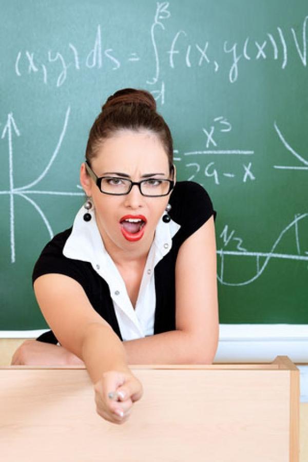 Cyberbullies now targeting teachers