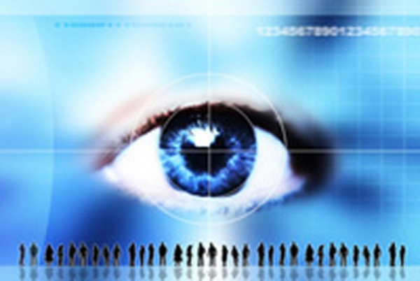 Log into Facebook Using Iris Recognition