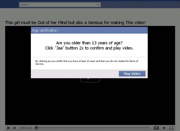 Her Life is Over because of this crazy Video - Facebook Scam
