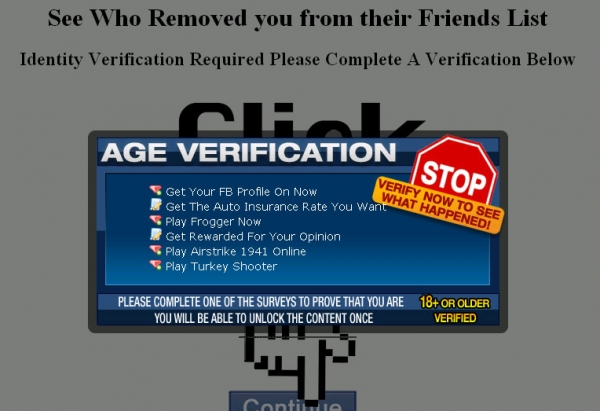 [SCAM ALERT] OMG, see who stalks your profile...it's Working