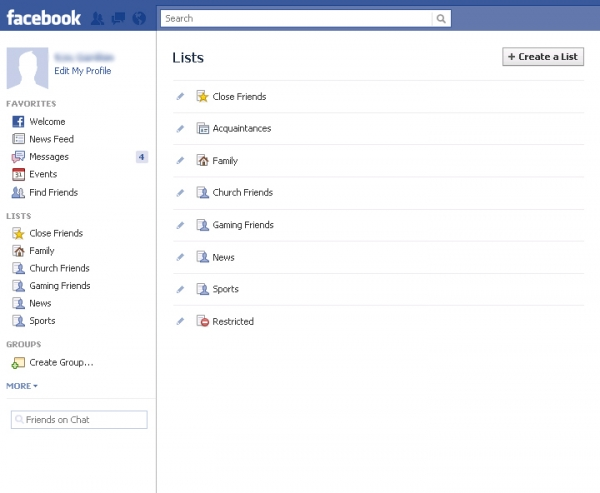 How to Use Facebook Lists for Better Organization, Privacy and Security